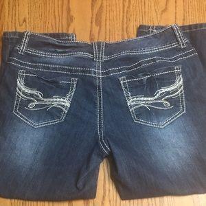 Women's Capri jeans size 11/12